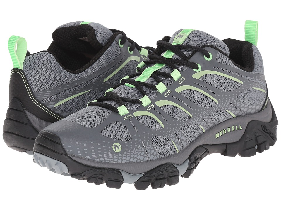 Merrell - Moab Edge (Grey) Women's Shoes