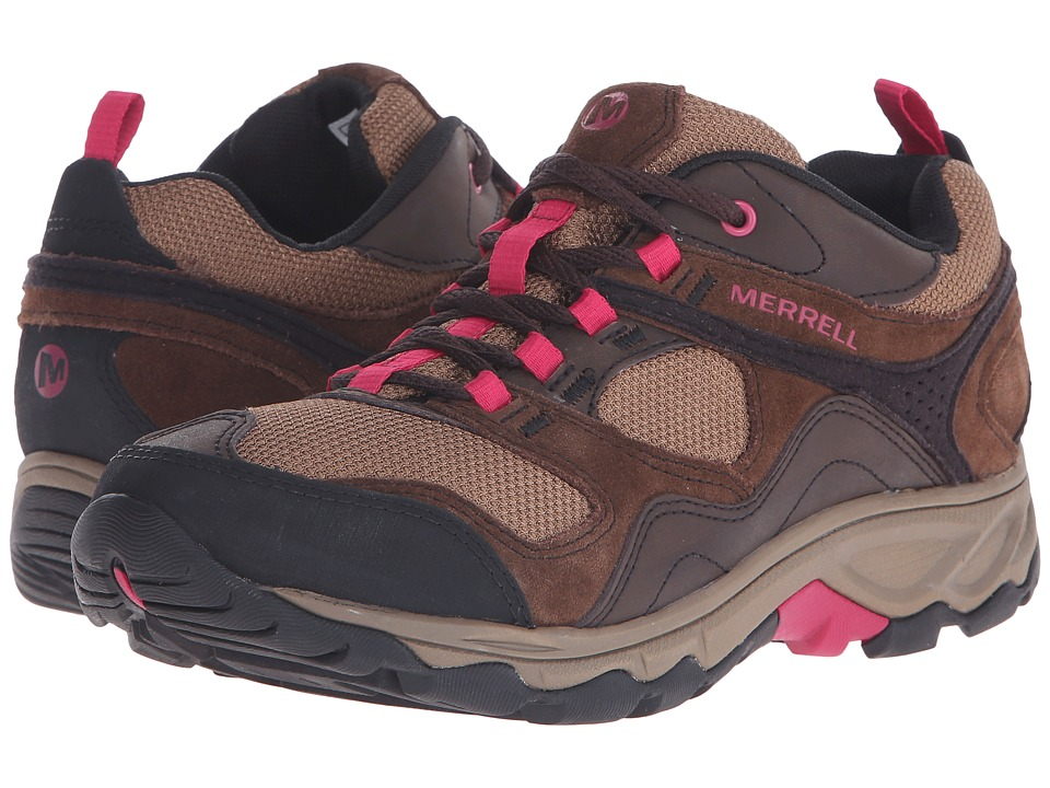 Merrell - Kimsey (Dark Brown) Women's Shoes