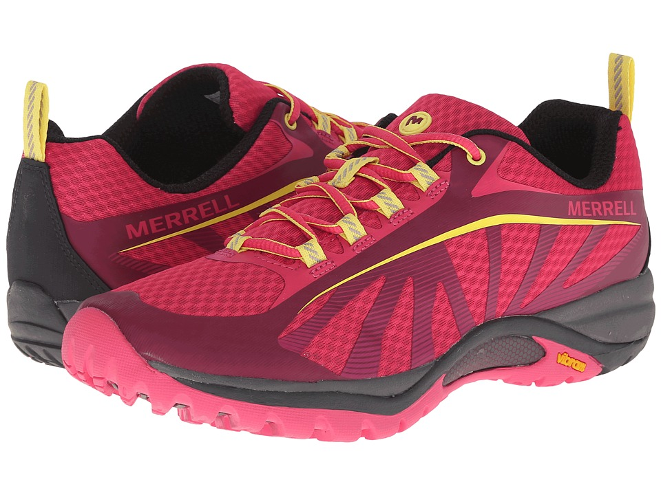 Merrell - Siren Edge (Bright Red) Women's Shoes