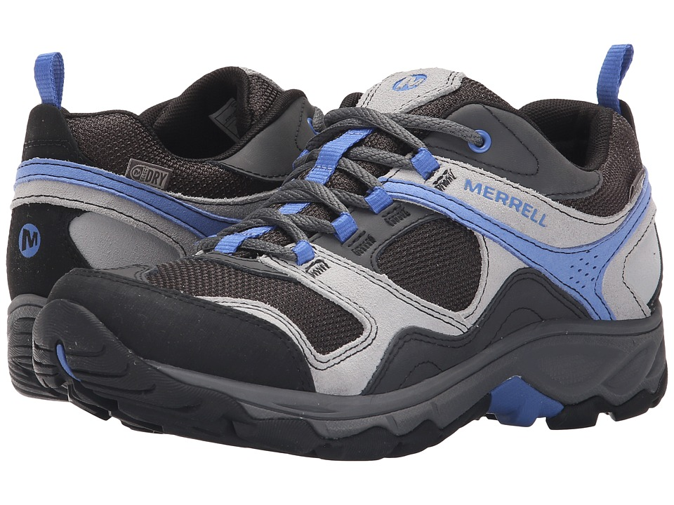 Merrell - Kimsey Waterproof (Charcoal) Women's Shoes