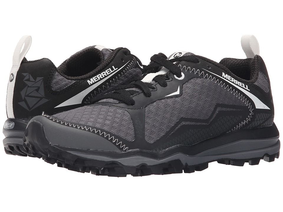 Merrell - All Out Crush Light (Black) Women's Shoes