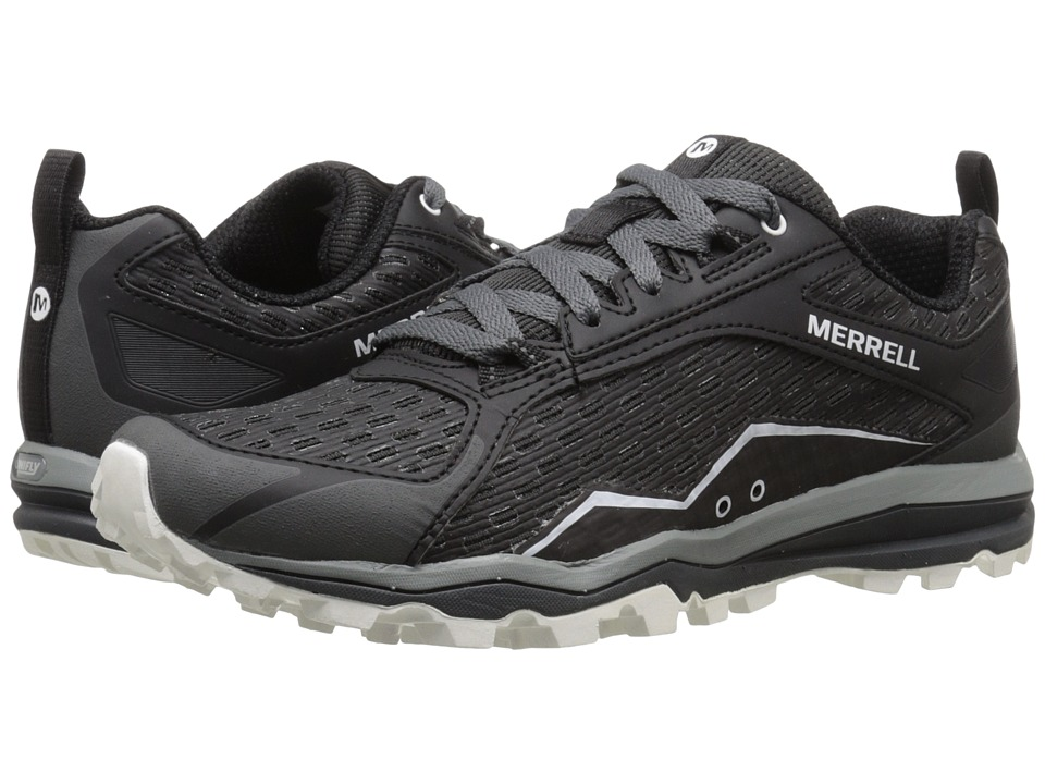 Merrell - All Out Crush (Black) Women's Shoes