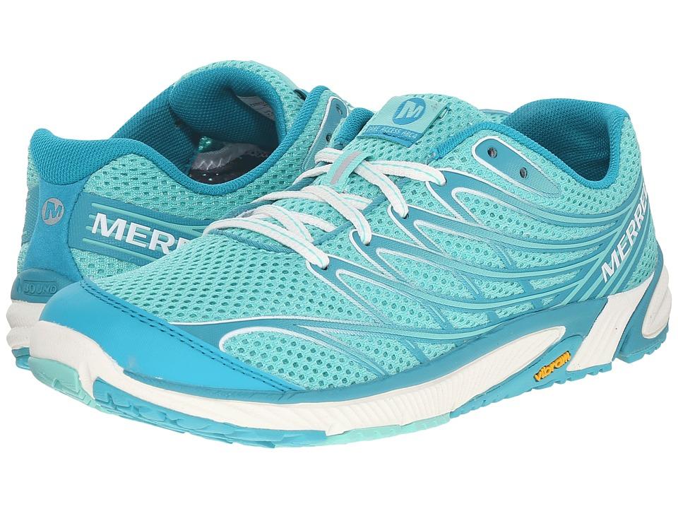 Merrell - Bare Access Arc 4 (Green) Women's Shoes