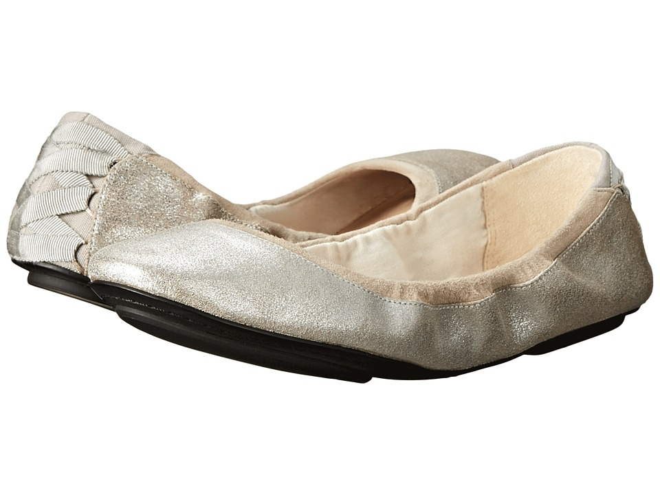 Cole Haan - Avery En Pointe Ballet (Diamonds Metallic) Women