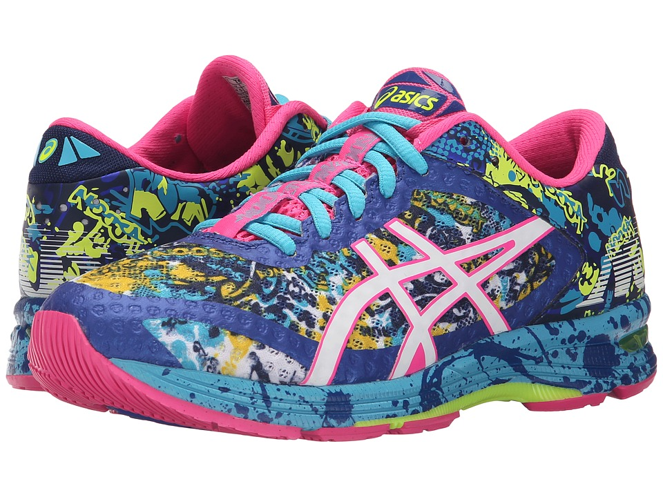 ASICS - Gel-Noosa Tri 11 (ASICS Blue/White/Hot Pink) Women's Running Shoes