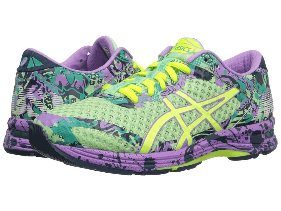 ASICS - Gel-Noosa Tri 11 (Patina Green/Flash Yellow/Violet) Women's Running Shoes