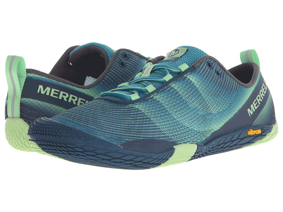 Merrell - Vapor Glove 2 (Medium Green) Women's Shoes