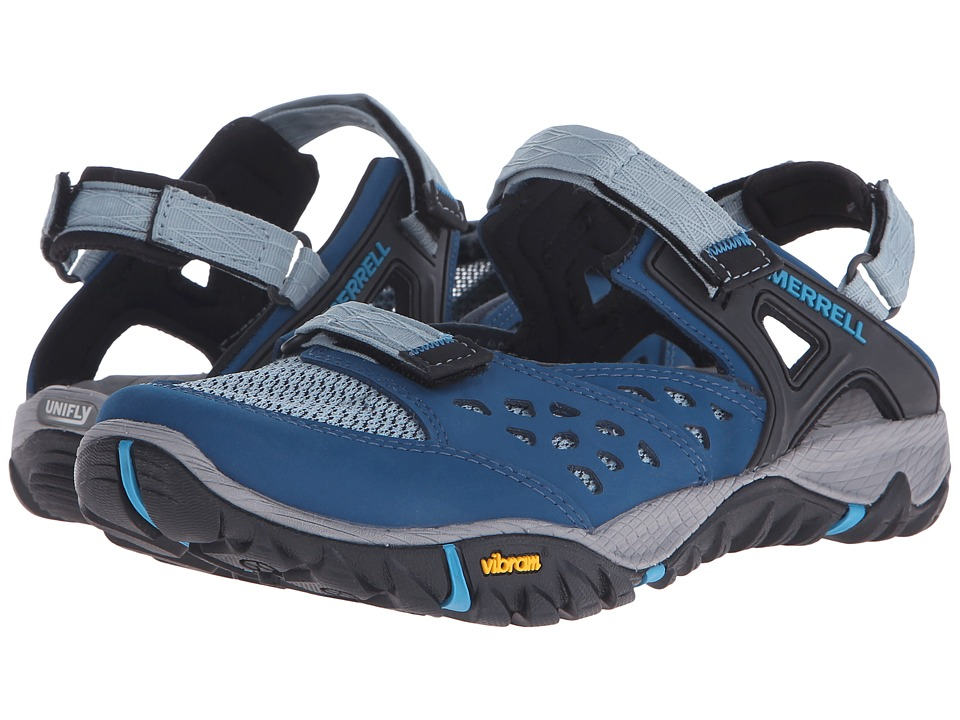 Merrell - All Out Blaze Sieve MJ (Blue) Women