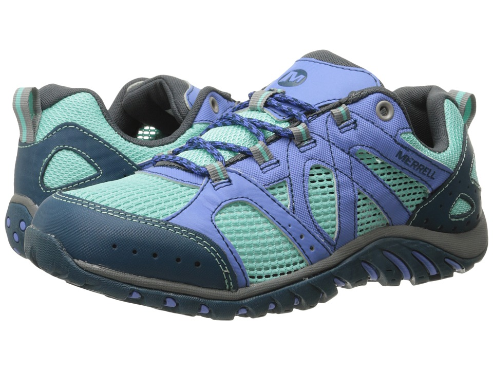 Merrell - Rockbit Cove (Light Blue) Women's Shoes