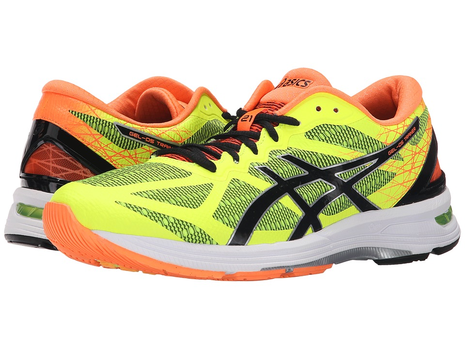 ASICS - GEL-DS Trainer 21 (Flash Yellow/Black/Hot Orange) Men's Running Shoes