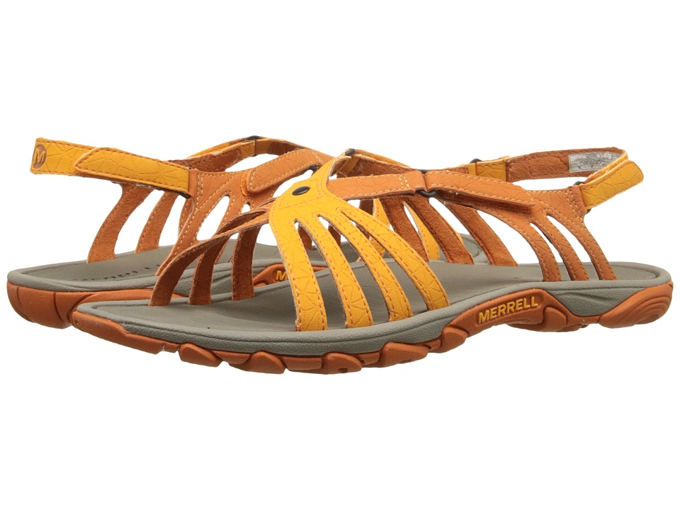 Merrell - Enoki Link (Orange) Women's Shoes