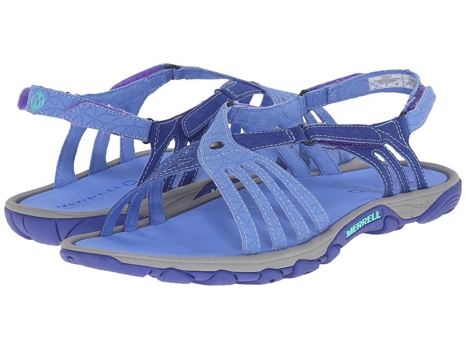 Merrell - Enoki Link (Light Blue) Women's Shoes
