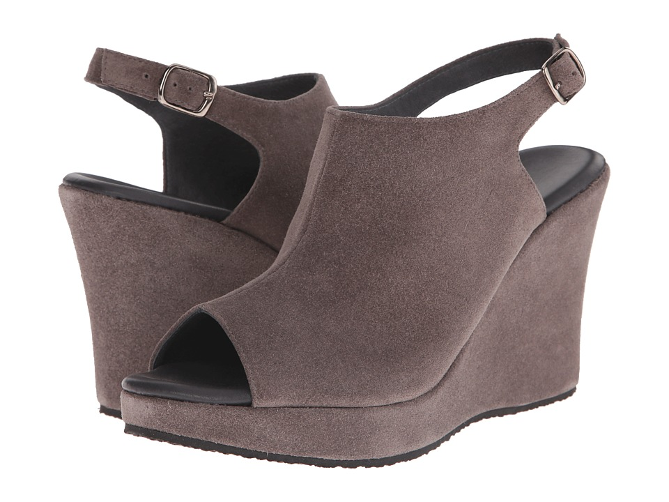 Cordani - Wellesley (Grey Suede) Women