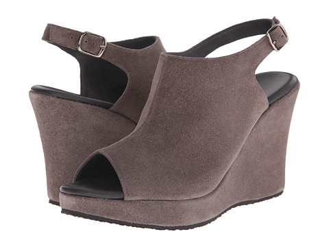 Cordani - Wellesley (Grey Suede) Women's Wedge Shoes