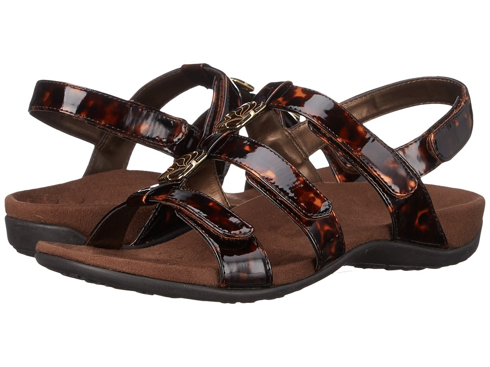 VIONIC - Amber (Tortoise) Women's Sandals