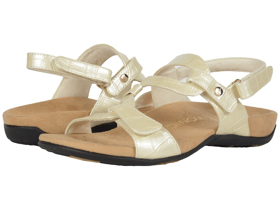 VIONIC - Paros (White Pearl) Women's Sandals