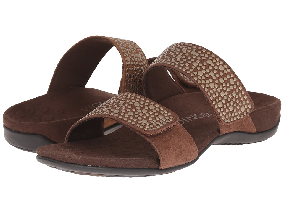 VIONIC - Samoa (Bronze) Women's Sandals