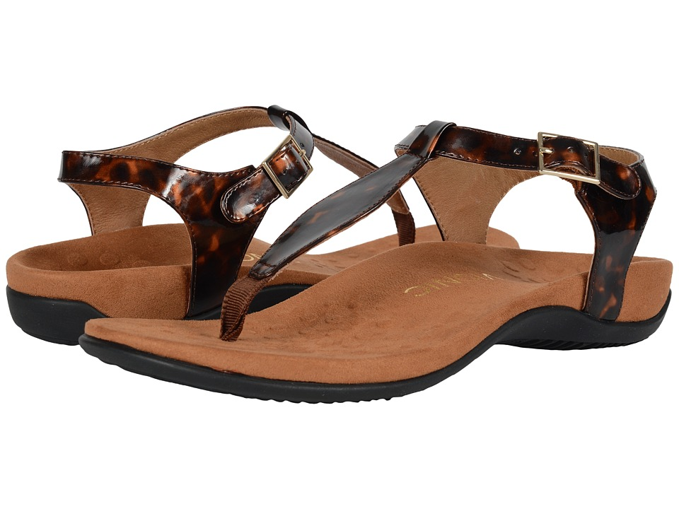 VIONIC - Paden (Tortoise Patent) Women's Sandals