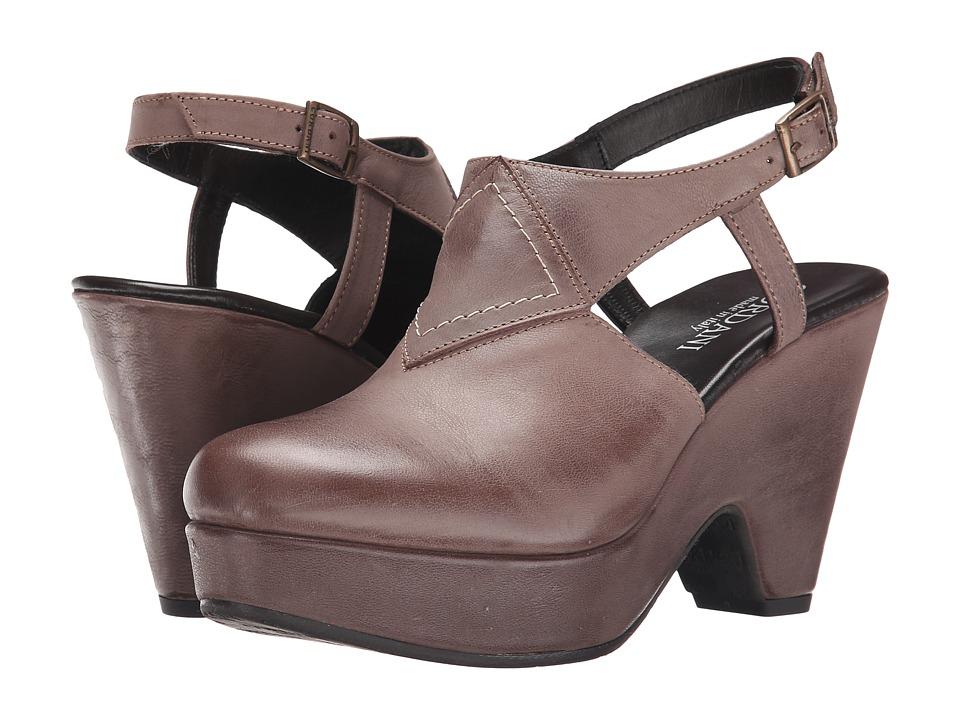 Cordani Tellulah (Sigaro Distressed Leather) High Heels