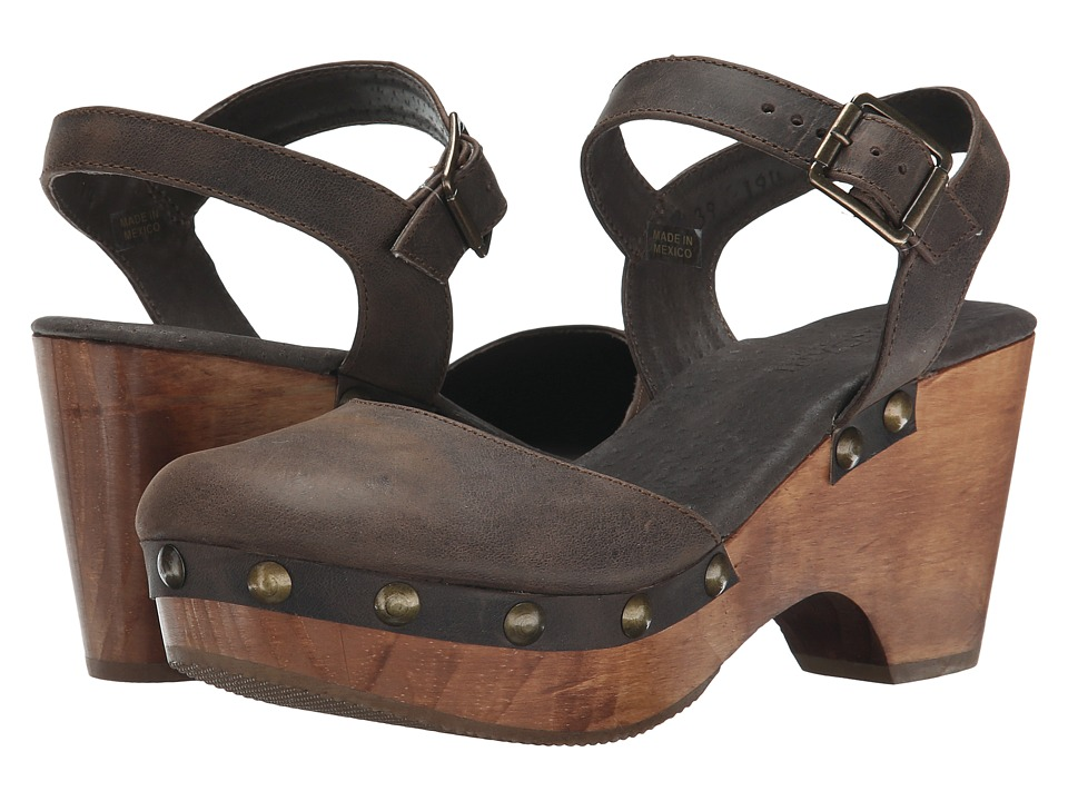 Cordani - Zori (Tobacco Brown Leather) High Heels