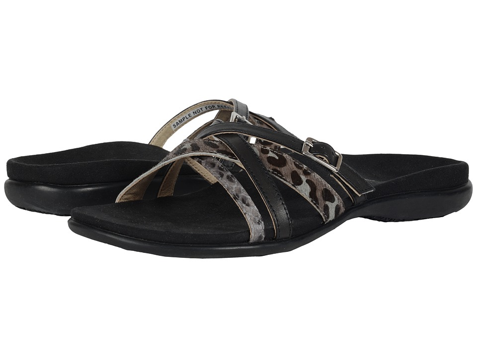 VIONIC - Rhodes (Black) Women's Sandals