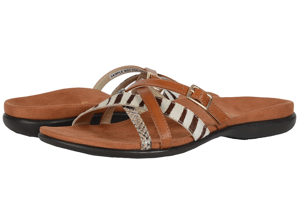 VIONIC - Rhodes (Cinnamon) Women's Sandals