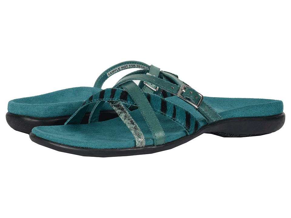 VIONIC - Rhodes (Teal) Women's Sandals