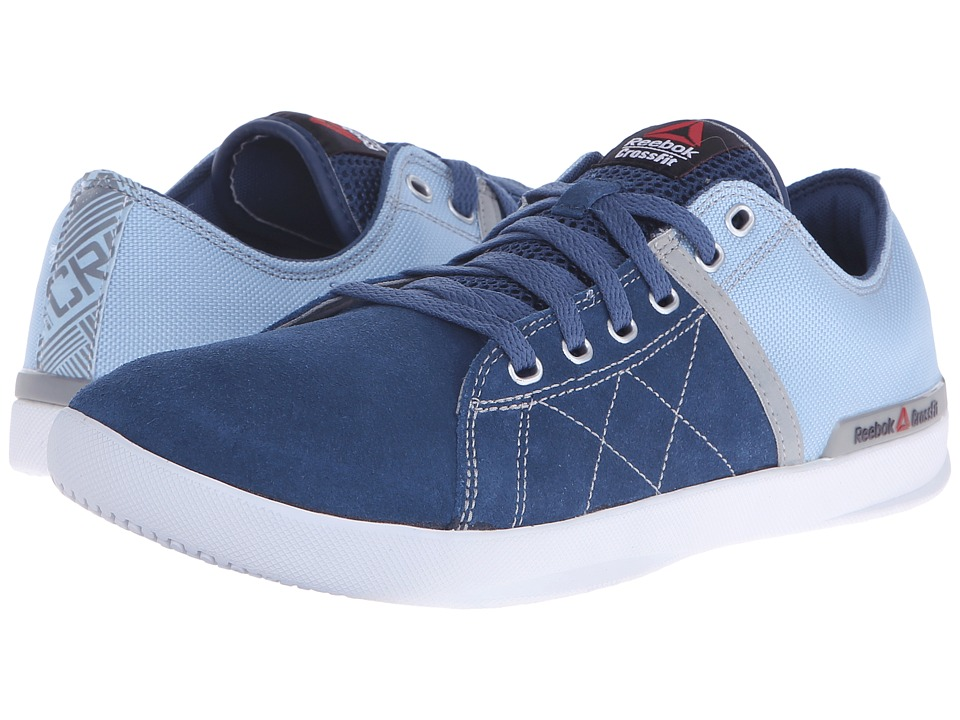Reebok - RCF Lite LO TR Poly (Baltik Blue/Denim Glow/Solid Grey/White) Men's Shoes