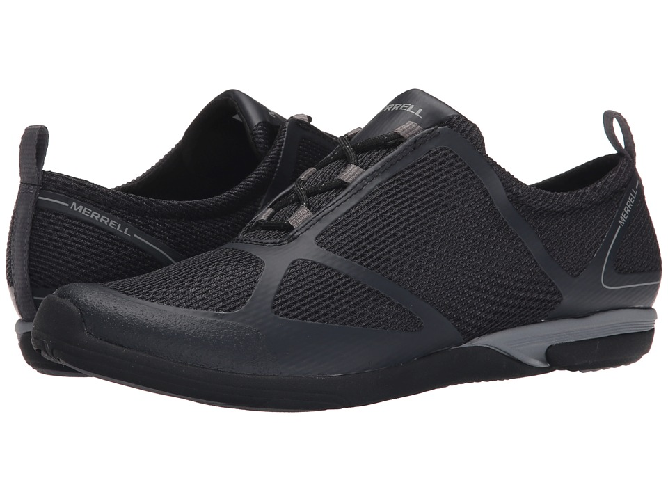 Merrell - Ceylon Sport Lace (Black) Women's Shoes