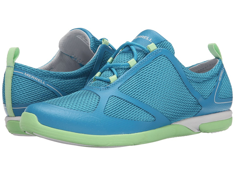 Merrell - Ceylon Sport Lace (Teal) Women's Shoes