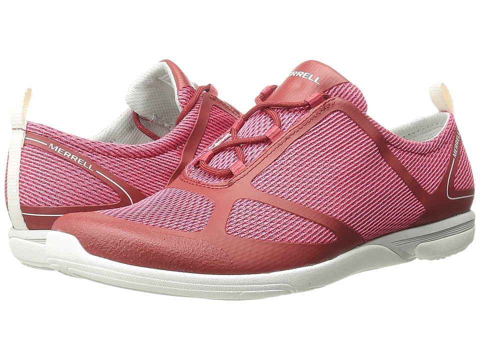 Merrell - Ceylon Sport Lace (Red) Women's Shoes