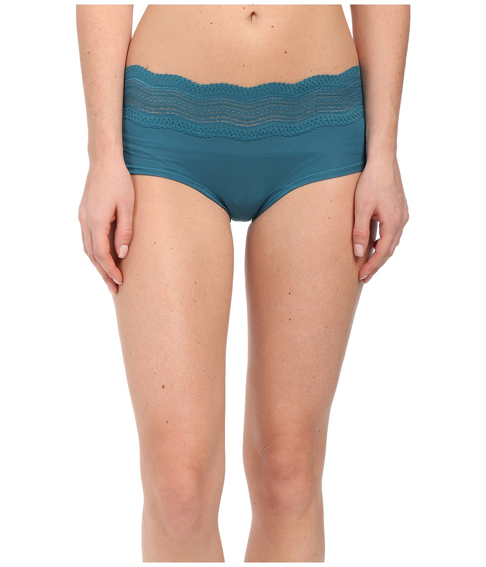 Cosabella - Dolce Boyshort (Blue Curacao) Women's Underwear