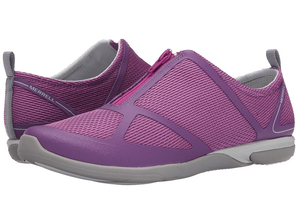 Merrell - Ceylon Sport Zip (Purple) Women's Shoes