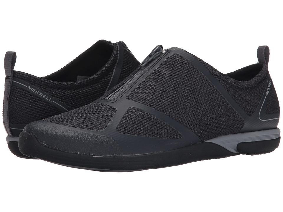 Merrell - Ceylon Sport Zip (Black) Women's Shoes