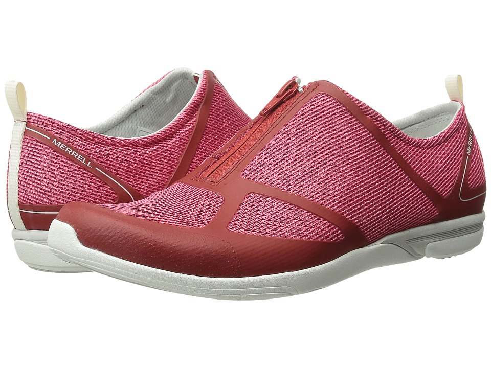 Merrell - Ceylon Sport Zip (Red) Women's Shoes