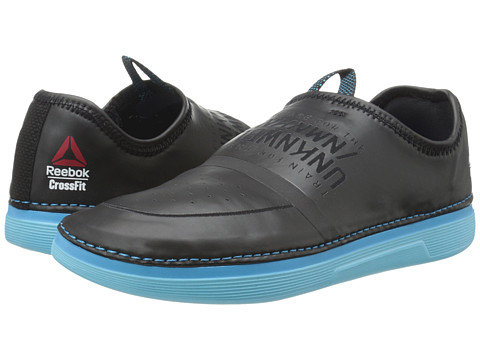 Reebok - Crossfit Nanossage Tr (Black/Blue Bomb/Hydro Blue) Women