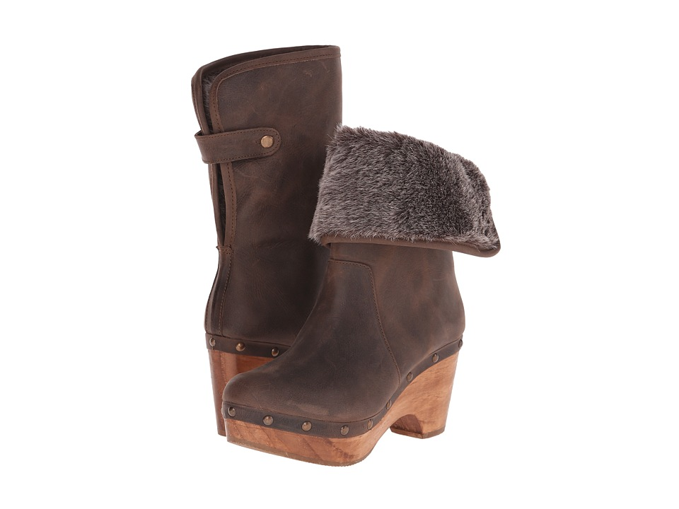 Cordani - Zahn (Taupe Distressed Leather) Women
