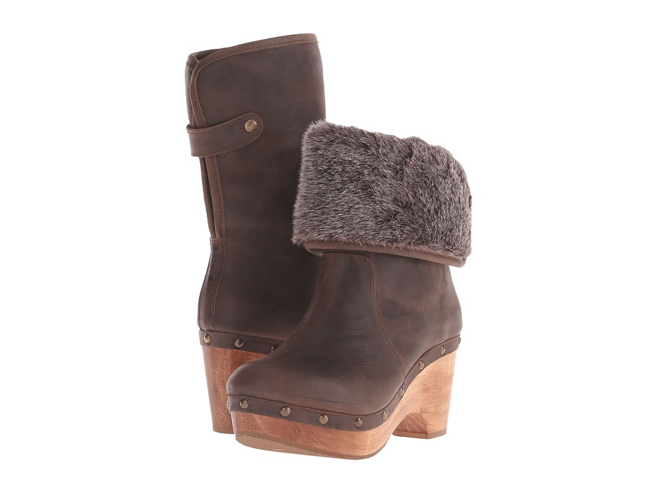 Cordani - Zahn (Brown Distressed Leather) Women