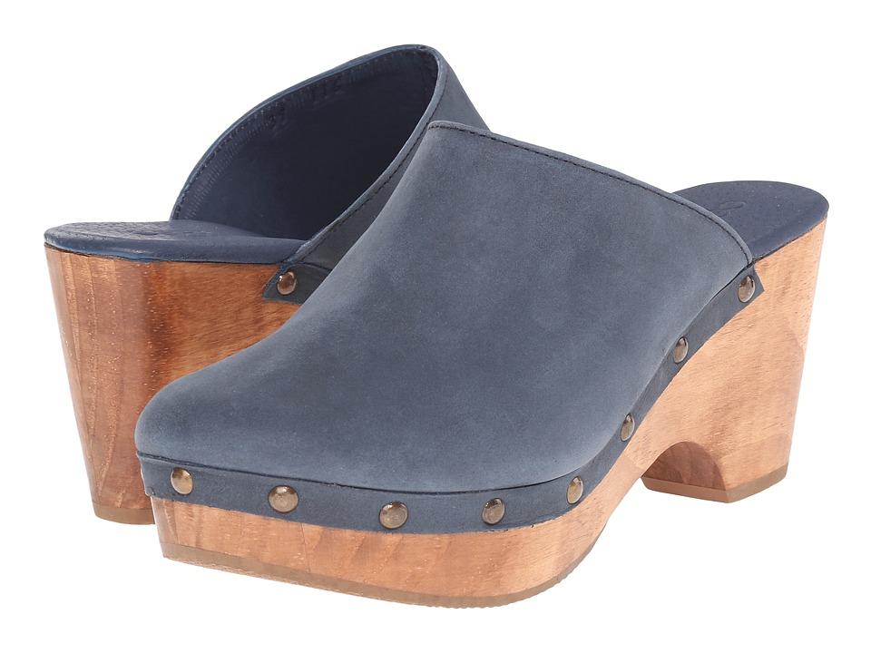 Cordani - Zorba (Navy Marsella Nubuck) Women's Clog Shoes