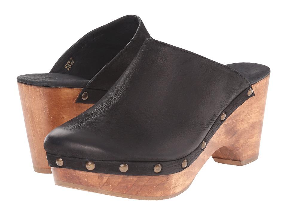 Cordani - Zorba (Black Marsella Nubuck) Women's Clog Shoes