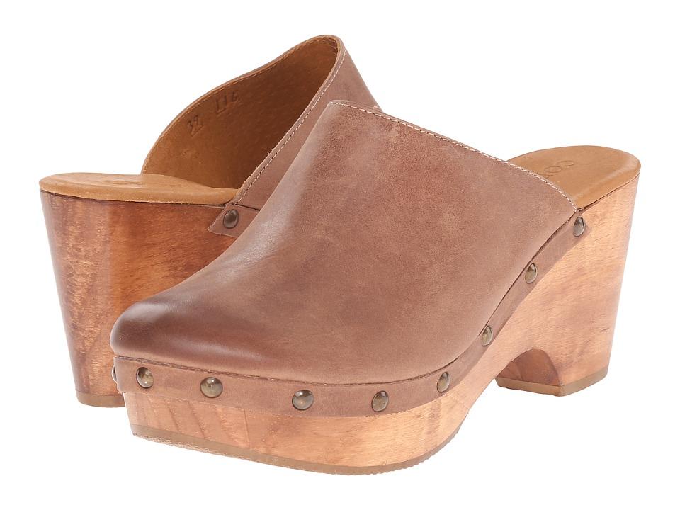 Cordani - Zorba (Camel Marsella Nubuck) Women's Clog Shoes