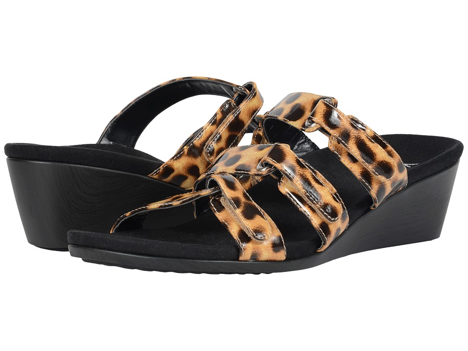 VIONIC - Dwyn (Leopard) Women's Wedge Shoes
