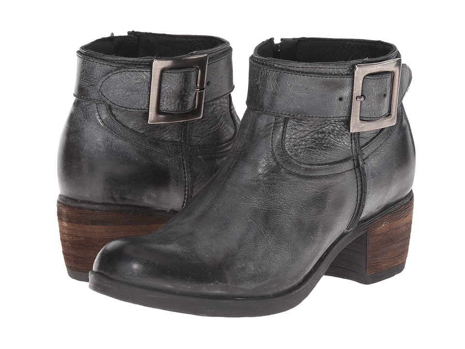 Cordani - Jeron (Black Antiqued Leather) Women