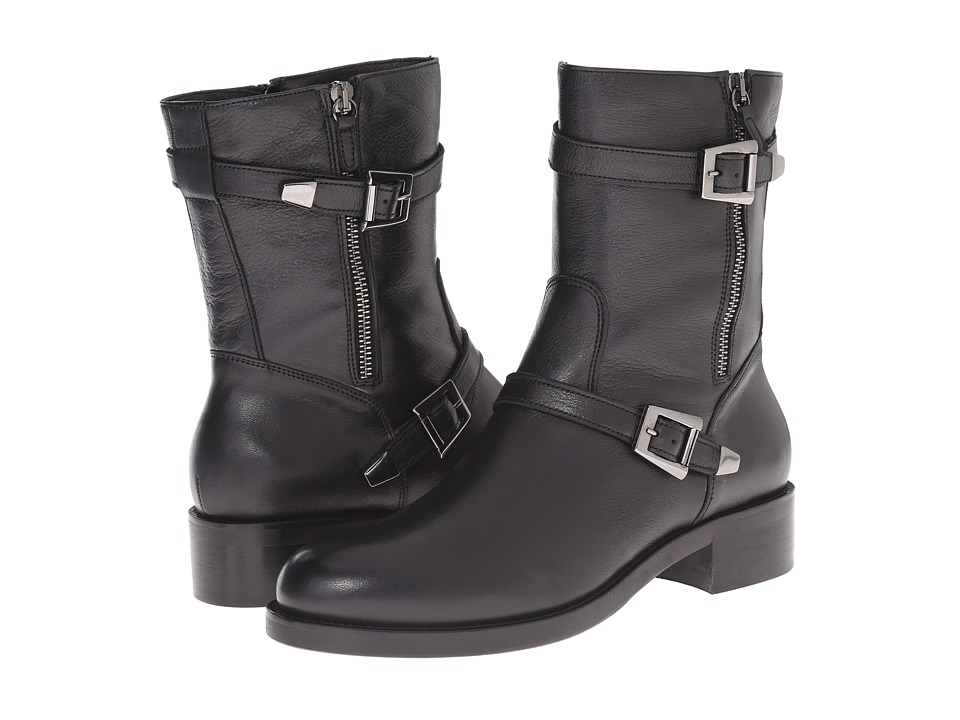Cordani - Ostra (Black Leather) Women