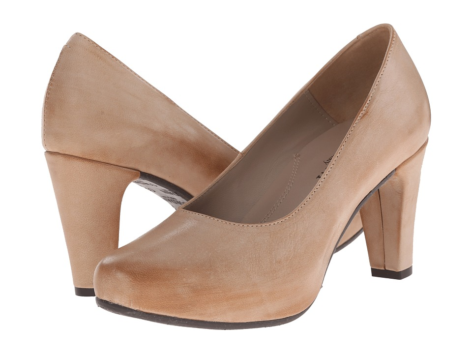 Cordani - Newhart (Camel Distessed Leather) Women