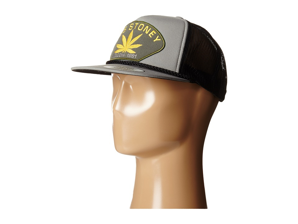 Volcom - Uss Stoney Chese Hat (Cedar Green) Caps