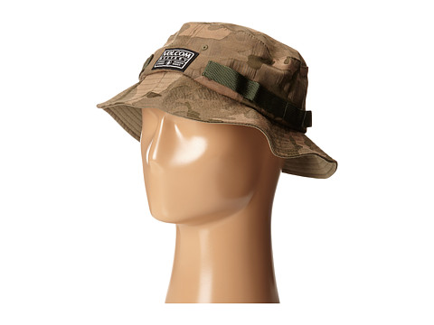 Volcom - Brodie Bucket Hat (Cedar Green) Bucket Caps