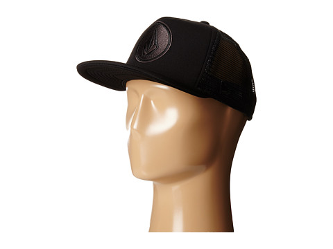 Volcom - Coast (Blackity Black) Baseball Caps
