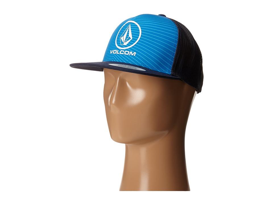 Volcom - Fuster Cheese Hat (Navy) Caps