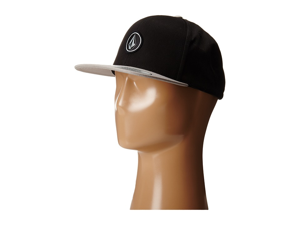 Volcom - Quarter (Cement Grey) Baseball Caps